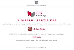 digitalni sertifikat - primer